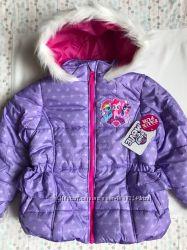 Демиеврозима курточка My little Pony Hasbro, 4-6 лет 104-110 см