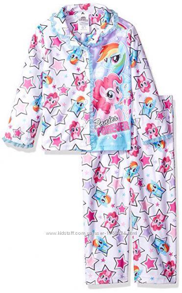 Пижамка My little Pony Hasbro, рр 2-4 года 92-104 см, Америка