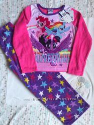 Пижамка My little Pony Hasbro, рр 2-4, 6-8 лет 98-128 см, оригинал