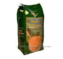 Продам сахар тростниковый песок Германия 0, 5 кг