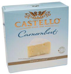 Продам сыр Камамбер в белой плесени 125г TM Castello