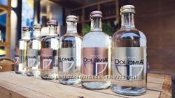 Продам итальянскую эксклюзивную альпийскую минеральную воду Dolomia