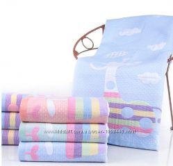 Покрывало одеяло детское 110115 см трикотаж