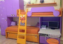 Итальянская детская мебель со скидкой 50