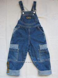 джинсовый комбинезон на мальчика