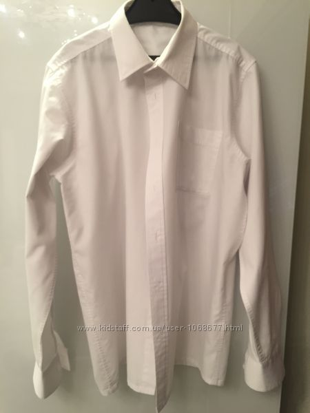 Школьные рубашки Matalan мальчику 12-13 лет