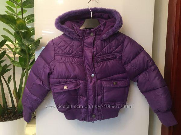 Яркая куртка Girl2Girl