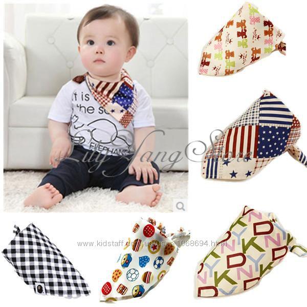 Бандана арафатка платок для малышей