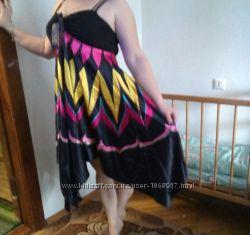 Новое пляжное платье