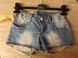 Распродажа фирменные джинсовые шорты