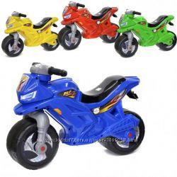 Детский Мотоцикл-беговел 501 Орион толокар