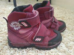 Зимние ботинки Minimen 27 р. стелька 17см