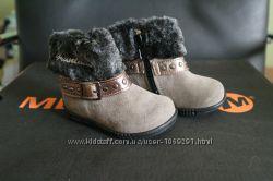 ботиночки сапоги для девочки 18 размер
