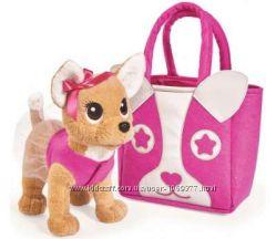 Интерактивная собачка Кикки M 3641-N- собачка в сумочке аналог Chi Chi Love