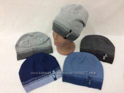 Деми шапка для мальчика 50-54 Польша AMBRA Отличного качества 907c89f09ef4a