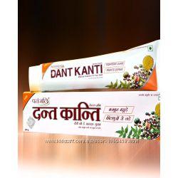 Зубная паста, Дант Канти, Dant Kanti, Patanjali, 100 гр.