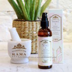 Мягкий гель для очищения лица  Kama Ayurveda ROSE JASMINE FACE CLEAN