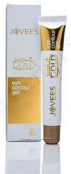 Крем для кожи вокруг глаз золотая серия 24 Carat Gold Eye Contour Gel JOVEE