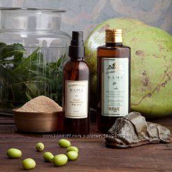 Органическое масло кокоса для лица , тела и волос Extra Virgin Кама Аюрве
