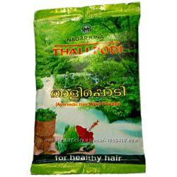 Сухой травяной порошок для мытья волос Тали Поди.