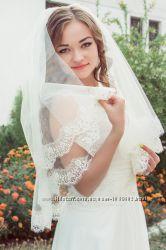фата для невесты свадебный салон