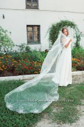 фата невесте свадебный салон