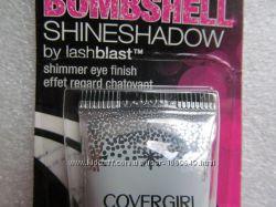 Тени-шиммер Bombshell Covergirl 4 оттенка