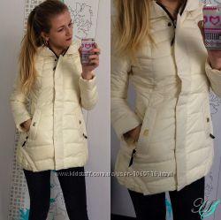 Жіноча зимова курточка
