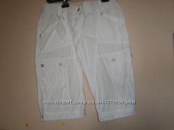 Новые бриджи Marks&Spencer женские 46-48 размер белые