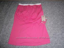 Новая майка без бретелей tu 48 размер розовая