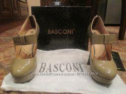Шикарные туфли Basconi Италия