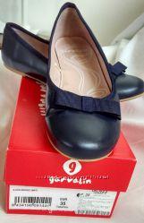 Туфли Garvalin, Испания, кожа , 35 размер, по стельке 22, 5 см