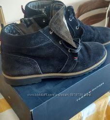 Мужские ботинки Tommy Hilfiger, размер 40