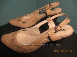 Летние женские босоножки Tamaris, состояние новой обуви
