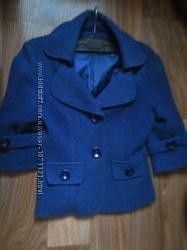 Пальто укороченное пиджак