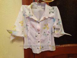 Тоненькая, легенькая блуза