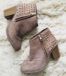 деми ботинки 39