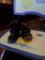 Ботинки демисизон на мальчика