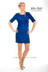 Платье Pepe синее