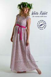 Платье для беременных и кормящих Леля