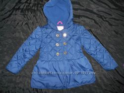 куртка и жилетка на 6-7лет
