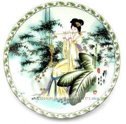 Посуда Китайская, сервизы для чайных церемоний, Классика