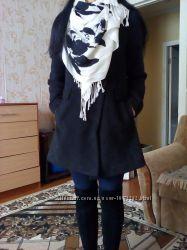 Демисезонное пальто 44рр модного пошива