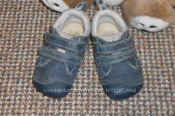 Туфли  Clarks натуральная кожа. Размер 22 стелька 14 см