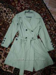 Стильное пальто, плащ фирмы Snowimage M-L 46-48