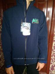 Новая термо куртка  куртка ветровка Soft Shell 13-16 л, рост 165-176