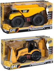 Строительная техника CAT Toy State 33 см. со светом, звуками и музыкой