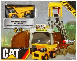 Игровой набор Шахта CAT Toy State 30041