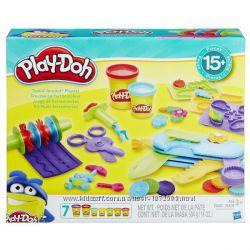 Игровой набор Hasbro Play-Doh Toolin&acute Around Playset B8509