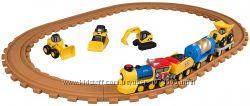 Железная дорога для дошкольников CAT Toy State 80408 со светом и звуком